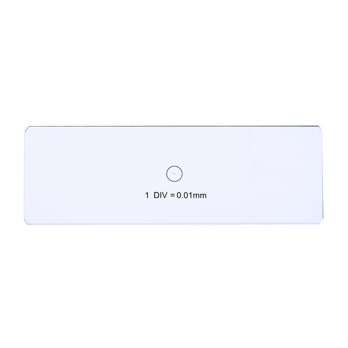 Калибровочный слайд, Аксессуары для оптики - арт. 759320447