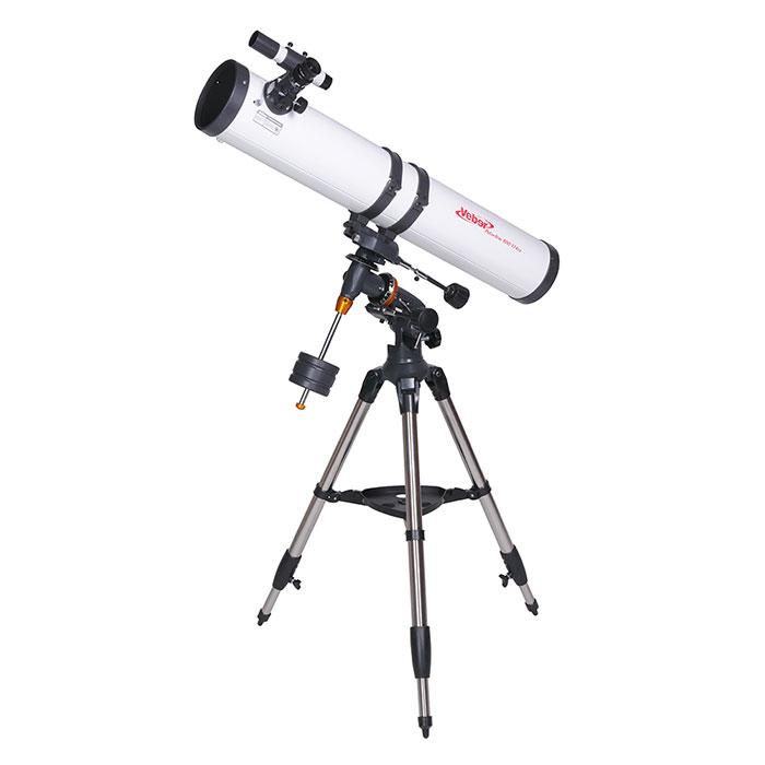 Телескоп Veber PolarStar 900/114 EQ рефлектор, Телескопы - арт. 759020441