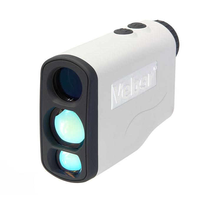 Лазерный дальномер Veber 6x21 LRF1000 grey, Прицелы и дальномеры - арт. 763250442