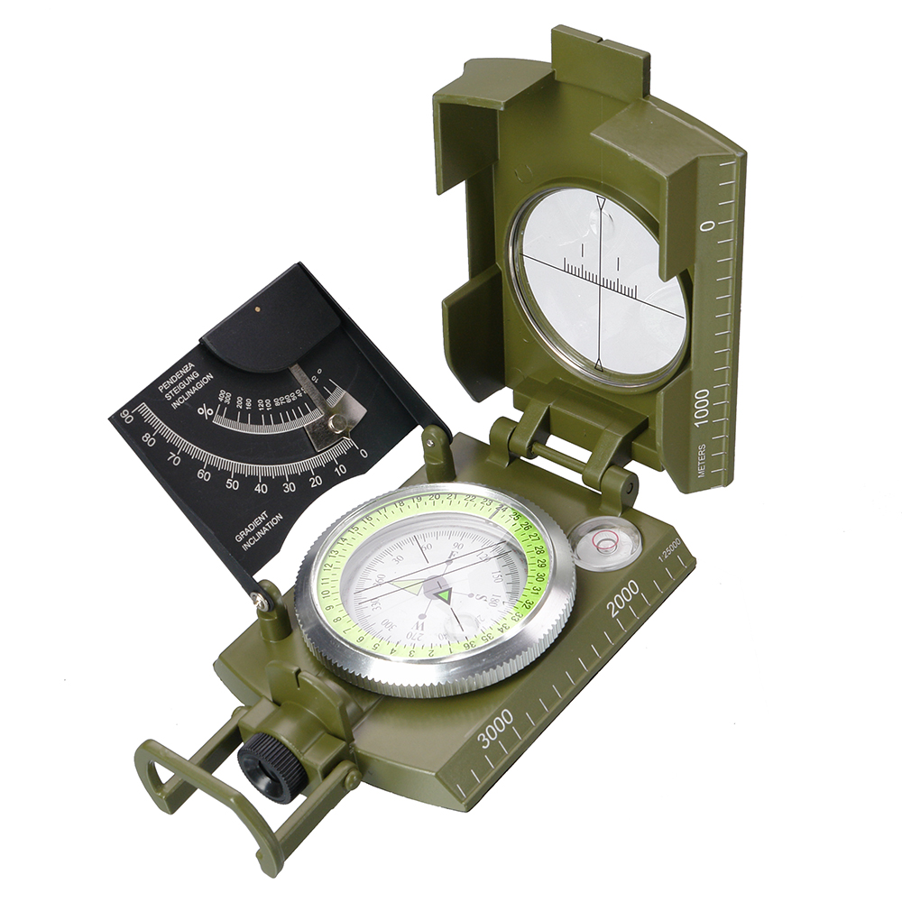 Компас жидкостный DC60-1A с клинометром, Компасы - арт. 760580386