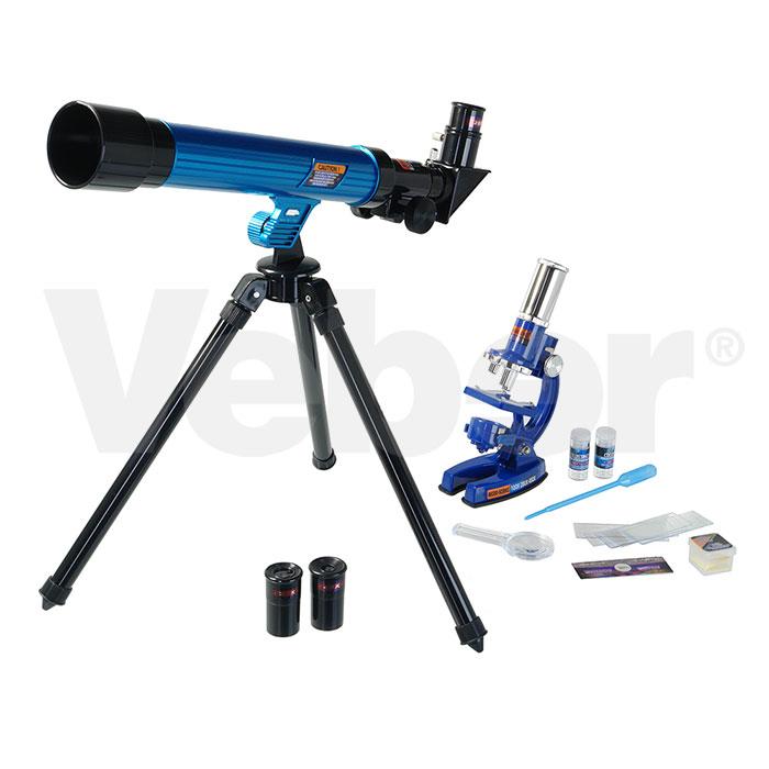 Микроскоп MP- 450+телескоп (2035), Телескопы - арт. 757910441