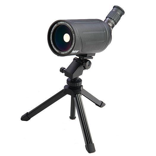 Телескоп-Зрительная труба Veber MAK 1000х90 черный, Телескопы - арт. 761340441