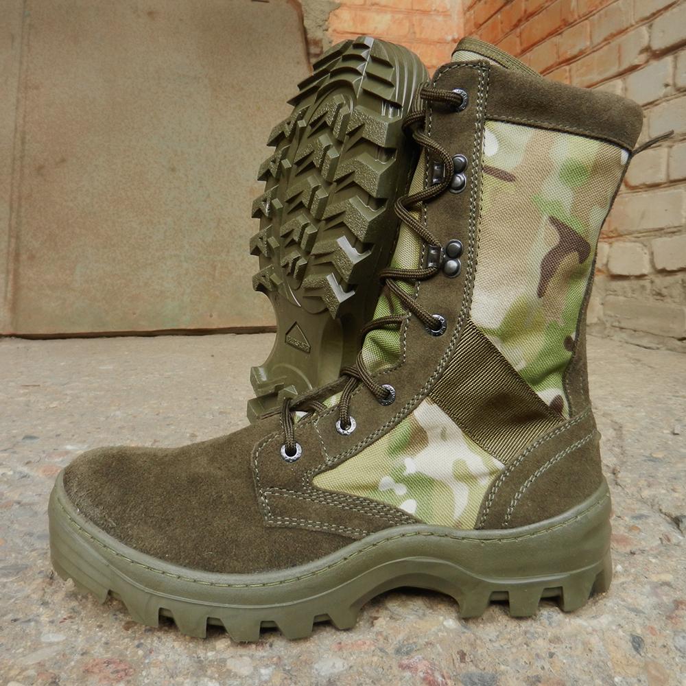 Ботинки с высокими берцами Garsing 516 МО SHOT CAMO MULTI multicam - артикул: 869260175