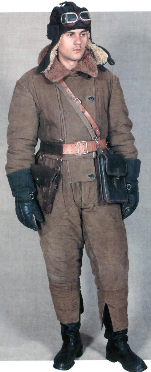 картинки одежда танкиста это