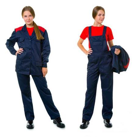 Спецодежда и форменная одежда