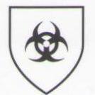 Маркировка спецодежды обработанной бактерицидной пропиткой