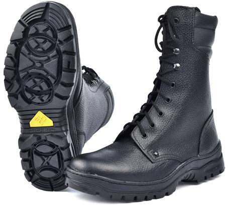 Ботинки с высоким берцем  Витязь  арт.65НМ1 на шерстяном меху, Ботинки с высокими берцами - арт. 520620245