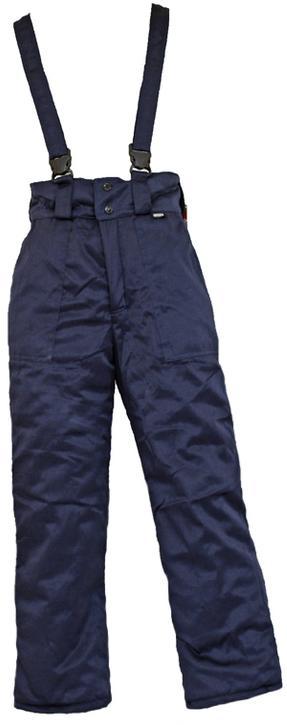 Брюки мужские зимние, ткань грета темно-синие, Зимние брюки и полукомбинезоны - арт. 521120348