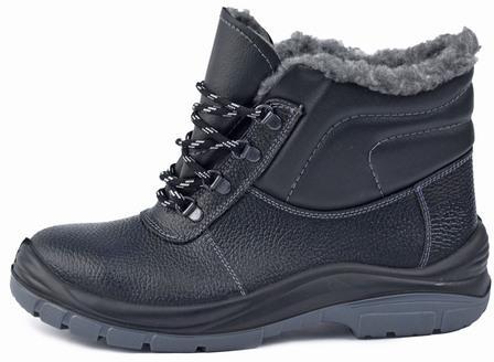Ботинки Профит на искусственный меху с МП (ПУ/ТПУ), Рабочая обувь - арт. 520720242