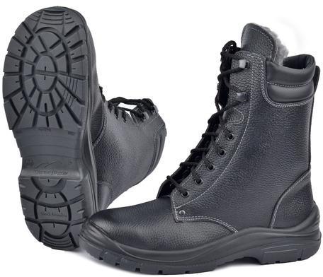 Ботинки с высоким берцем Профит на искусственный меху (ПУ/ТПУ), Ботинки с высокими берцами - арт. 520870245