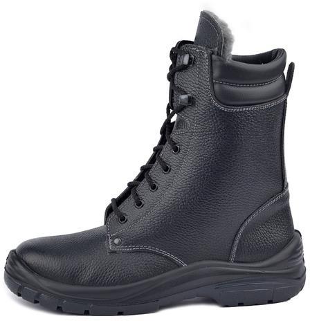 Ботинки с высоким берцем  Профит  на шерстяном меху (ПУ/ТПУ), Ботинки с высокими берцами - арт. 520880245