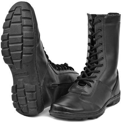 Ботинки с высоким берцем  Extrime  на молнии, Ботинки с высокими берцами - арт. 521040245