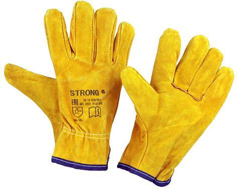 Перчатки цельноспилковые тип Драйвер