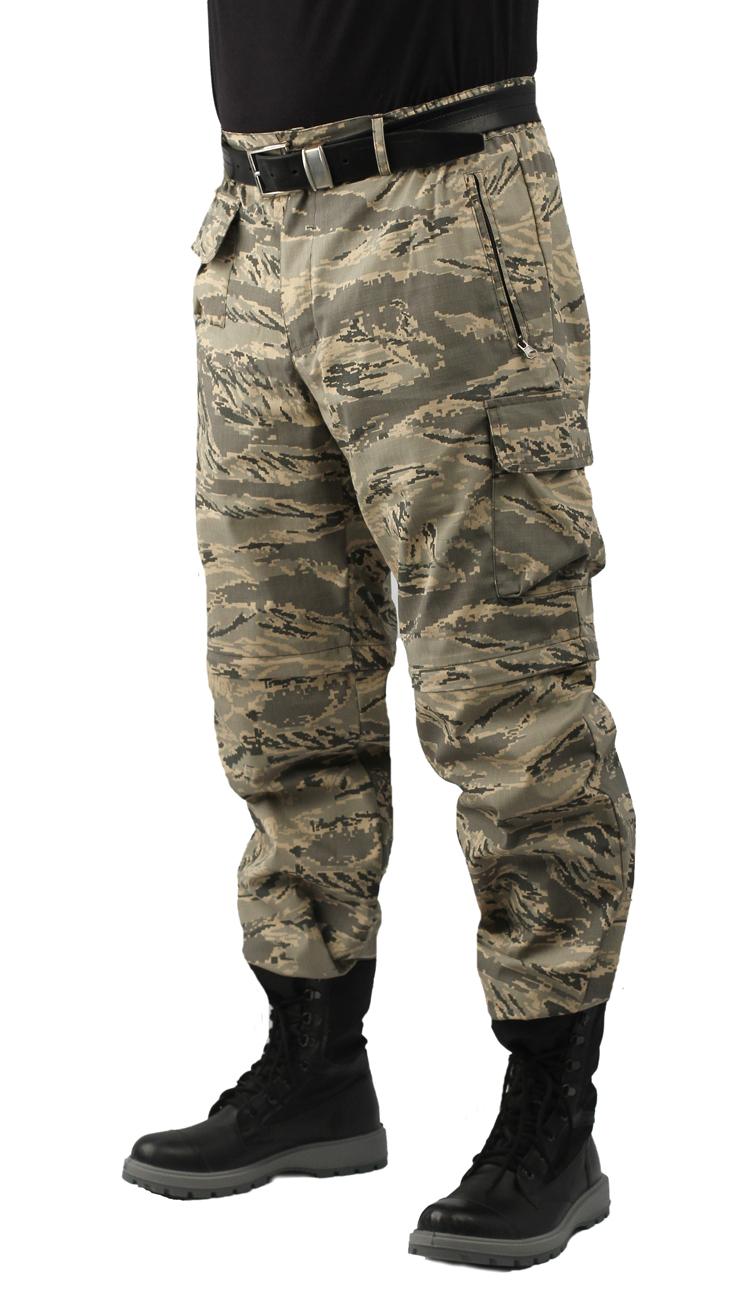 Брюки мужские  Gerkon Commando  летние, камуфляж т.Смесовая рип-стоп Легион  - артикул: 574940349