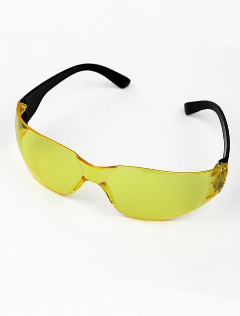 Очки открытые Классик Тим желтые