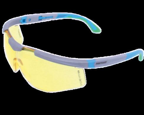 Купить Очки открытые РОСОМЗ О87 ARCTIC CONTRAST StrongGlass™ (2-1, 2 PC) янтарные (18757)