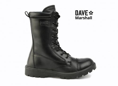 Ботинки кожаные с высокими берцами LINE BG-9