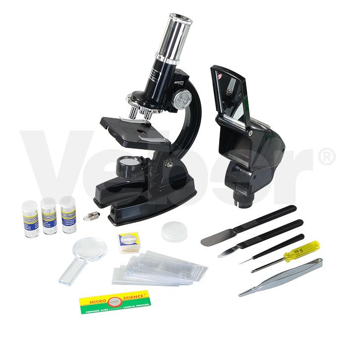 Микроскоп МР-900 с панорамной насадкой (9939), Микроскопы/лупы - арт. 1118350443