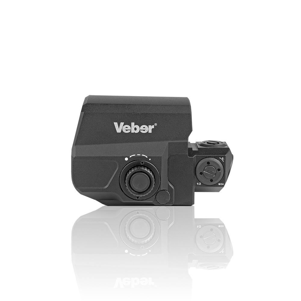 Прицел коллиматорный Veber Wolf Reflex 132 RG DnD, Прицелы и дальномеры - арт. 1066100442