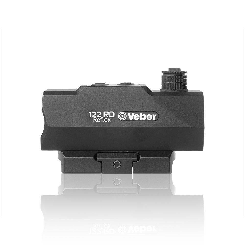 Прицел коллиматорный Veber Wolf Reflex 122 RD, Прицелы и дальномеры - арт. 1018880442