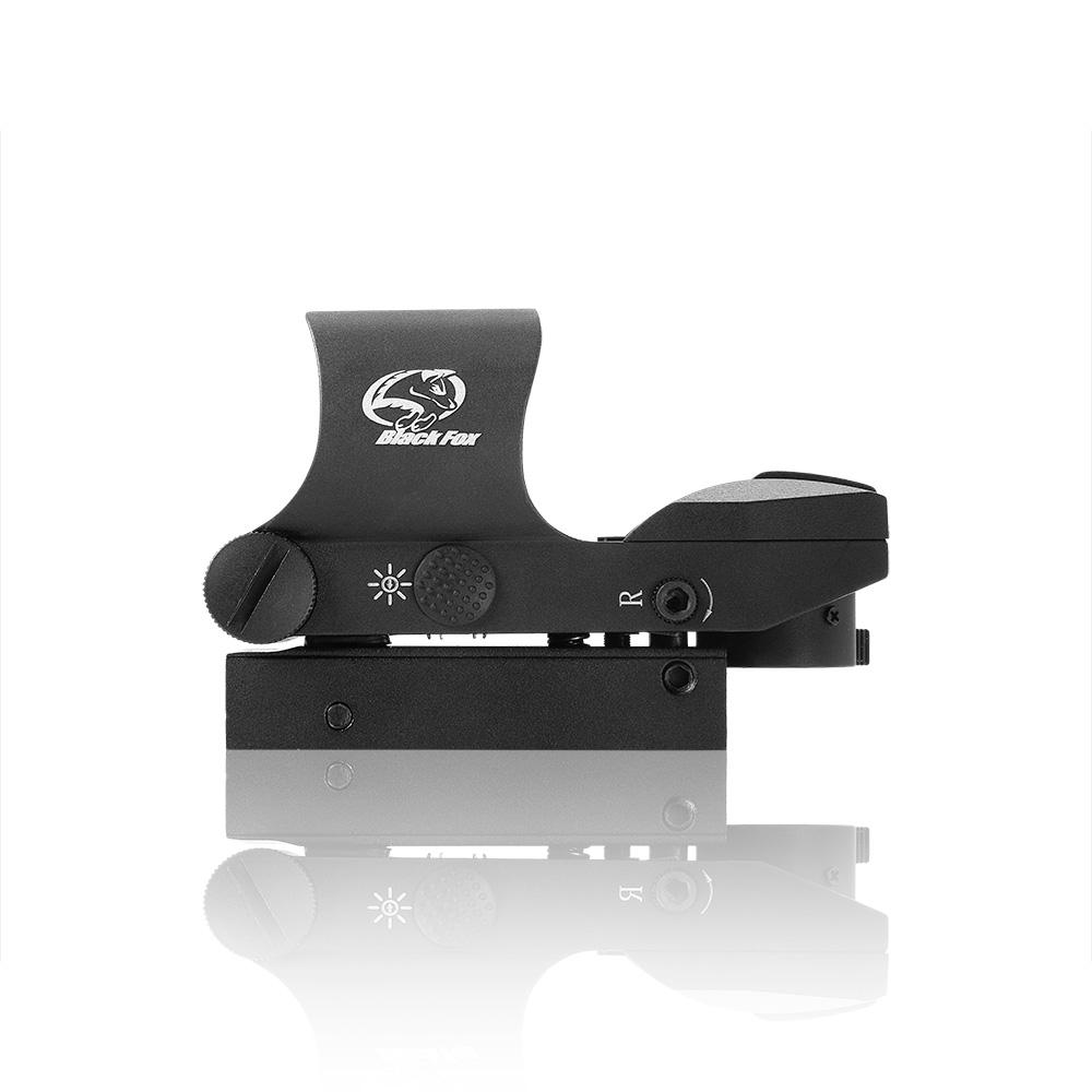 Прицел коллиматорный Veber Black Fox 1x28x40 RD Multi-Cross, Прицелы и дальномеры - арт. 1018870442