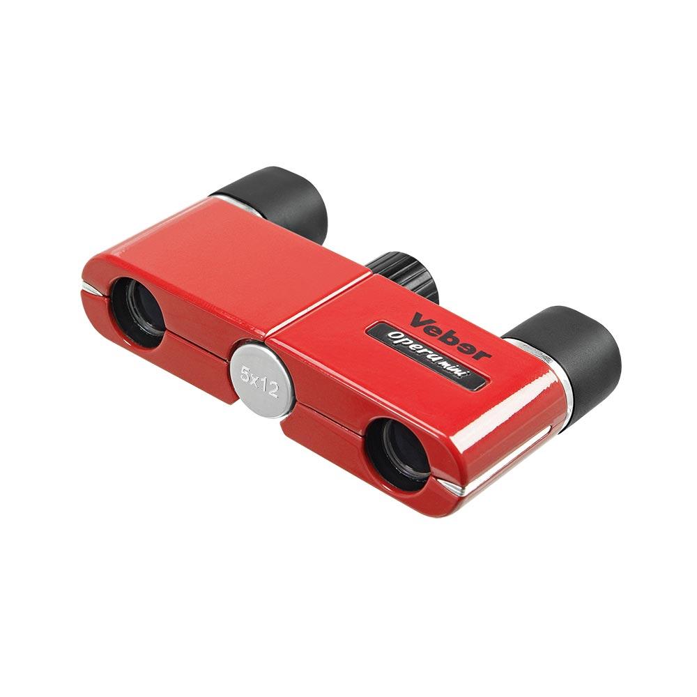 Бинокль Veber Opera mini 5*12 Red, Бинокли - арт. 1027150305
