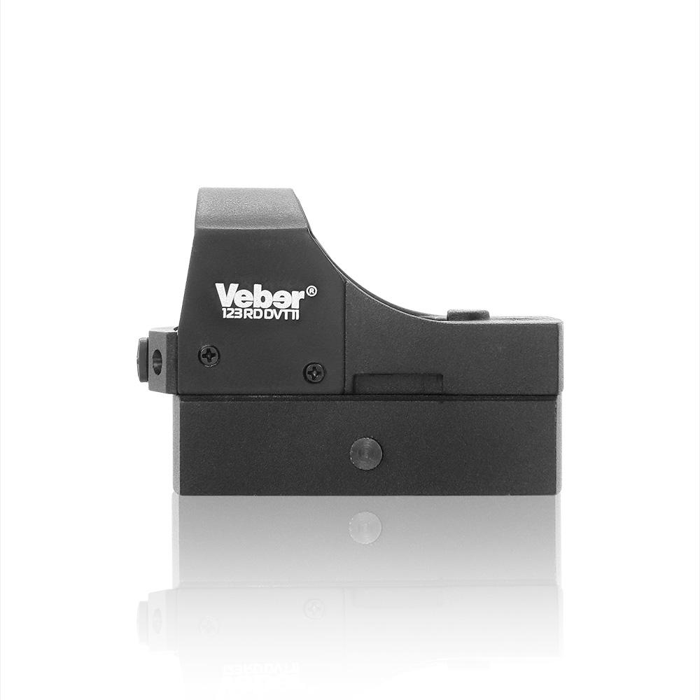 Прицел коллиматорный Veber Black Fox 123 RD DVT11, Прицелы и дальномеры - арт. 1018850442