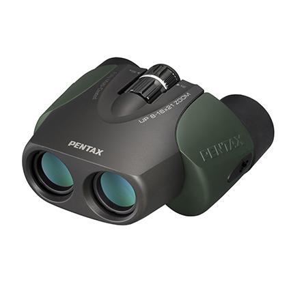 Бинокль Pentax UP 8-16*21 зеленый, Бинокли - арт. 1010730305