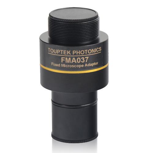 Адаптер 0,37 для видеоокуляра ToupCam, Микроскопы/лупы - арт. 1021750443