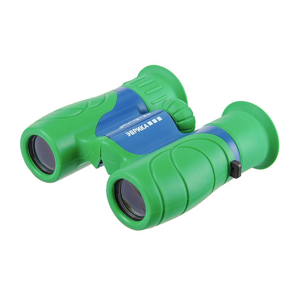 Бинокль детский Veber Эврика 6x21 G/B (зелен/синий), Бинокли - арт. 1132520305