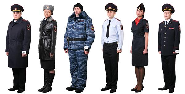 Братские полицейские пока не могут получить новую форму. Но могут.