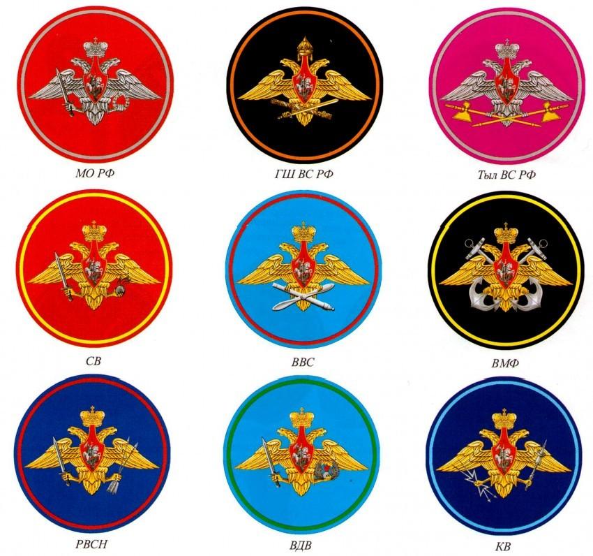 какие войска есть фото значков йылмаз