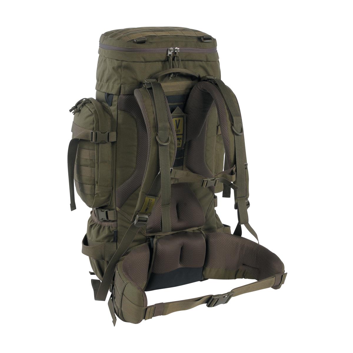 Универсальный военный рюкзак 45 л. TT Raid Pack MK III, 7711.331, olive, Тактические рюкзаки - арт. 487470264